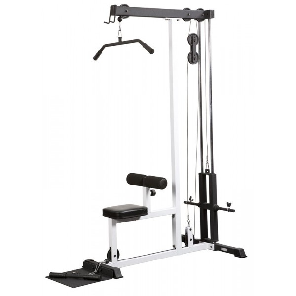 YORK FTS LAT PULL DOWN & LOW ROW