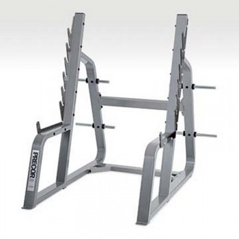 PRECOR ICARIAN SQUAT RACK OCCASION