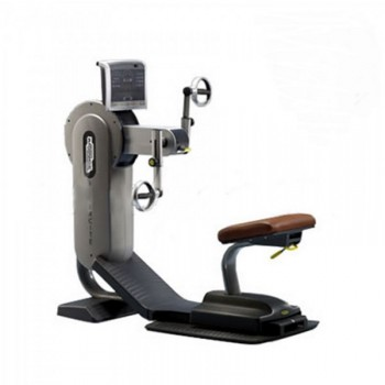 TECHNOGYM EXCITE TOP 700i VELO A BRAS OCCASION RECONDITIONNE