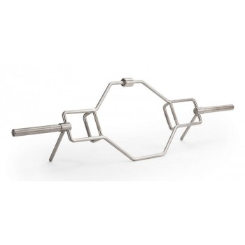 YORK BARRE MULTI-HEX DEAD LIFT SHRUG BAR