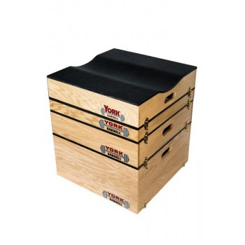 YORK PLYO BOXES STACKABLE