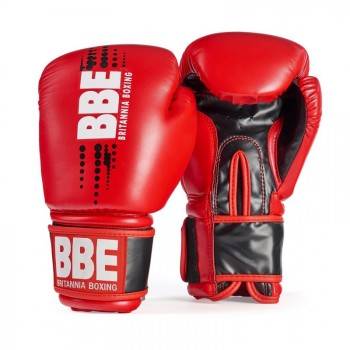 BBE CLUB FX GANTS DE BOXE SPARRING BAG CUIR SYNTHETQUE