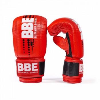 BBE CLUB MITAINES BOXE CUIR PUSCHING BAG