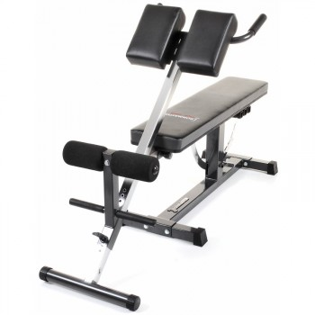 IRONMASTER HYPER CORE POUR BANC SUPER BENCH