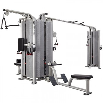 STEELFLEX JG5000S JUNGLE GYM AVEC TOUR & CROSSOVER