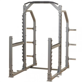 BODY-SOLID SMR1000 PRO CLUB LINE RACK SQUAT MULTI-FONCTIONS