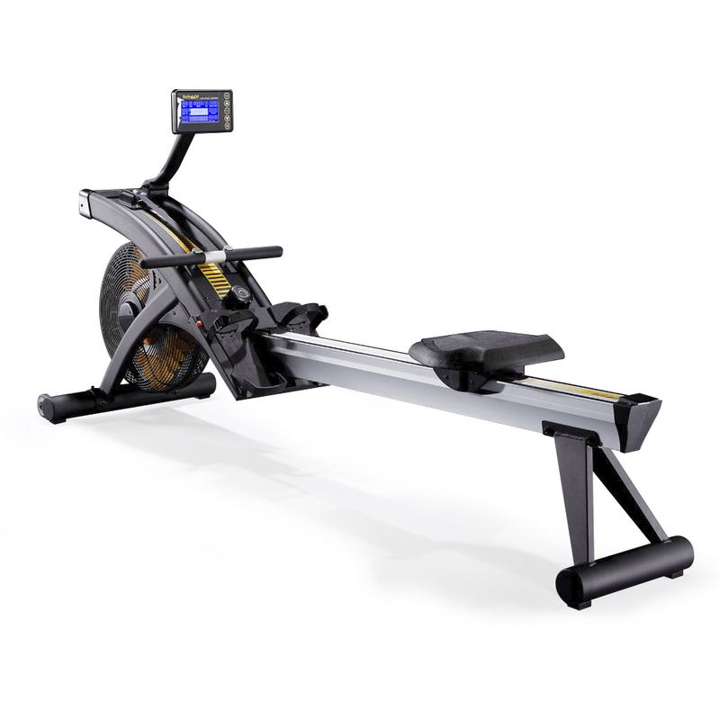 Evocardio Rameur Air Rower Pro Confort Arp100