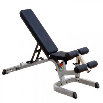 BODY-SOLID BANC PRO PLAT/INCLINE/DECLINE GFID71