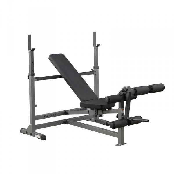 Body Solid Banc Combo Bench Multifonction Gdib46l