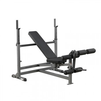 BODY-SOLID BANC COMBO BENCH MULTIFONCTION GDIB46L