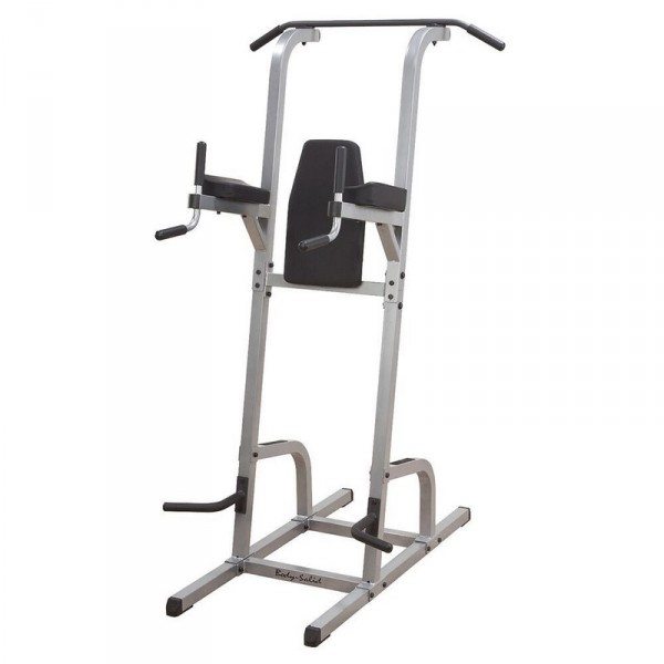 Body Solid Vertical Dips Abdos Traction Station Gvkr82