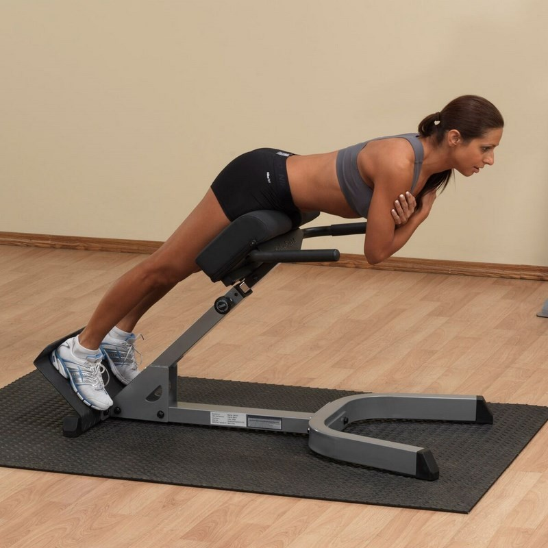 Body Solid Banc Lombaires Hyper Extension 45 Ghyp345