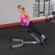 BODY-SOLID BANC LOMBAIRES HYPER EXTENSION 45° GHYP345