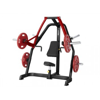STEELFLEX PLATE LOAD SERIES DECLINE CHEST PRESS PSDP