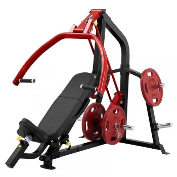 STEELFLEX PLATE LOAD SERIES CHEST/SHOULDER PRESS PL2100
