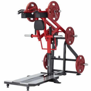 STEELFLEX PLATE LOAD SERIES STANDING SQUAT MACHINE PLSS