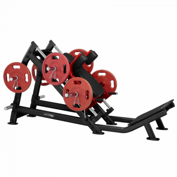 STEELFLEX PLATE LOAD SERIES HACK SQUAT MACHINE PLHP