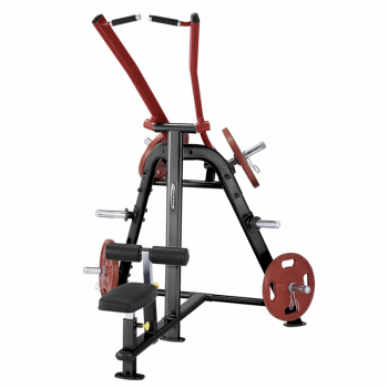 STEELFLEX PLATE LOAD SERIES LAT PULLDOWN MACHINE PLLA