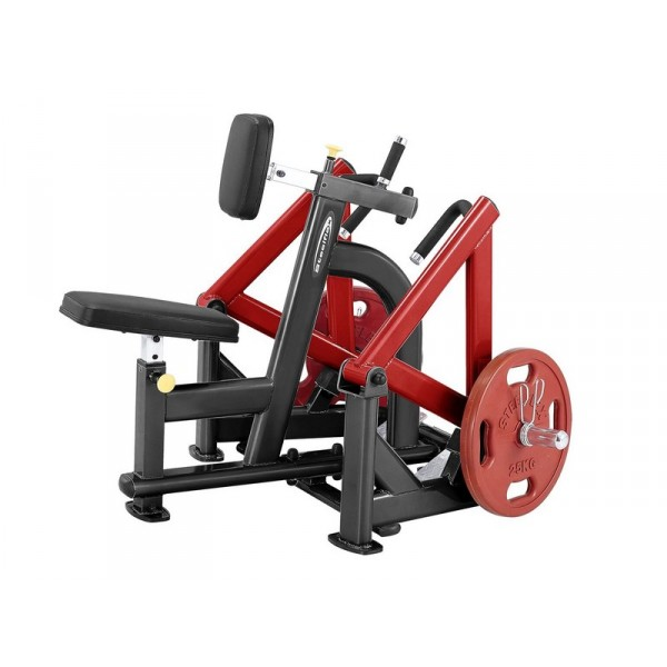STEELFLEX PLATE LOAD SERIES SEATED ROWING MACHINE PLSR