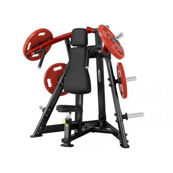 STEELFLEX PLATE LOAD SERIES SHOULDER PRESS MACHINE PLSP
