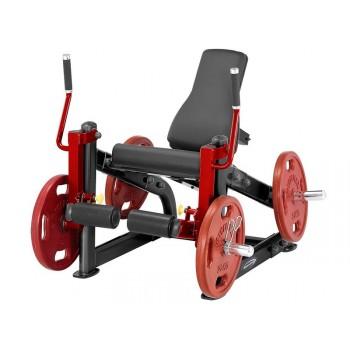 STEELFLEX PLATE LOAD SERIES LEG EXTENSION MACHINE PLLE-BR