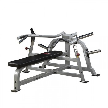BODY-SOLID PRO LEVERAGE FLAT BENCH PRESS A BRAS LVBP