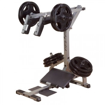 BODY-SOLID LEVERAGE SQUAT/MOLLETS MACHINE GSCL360