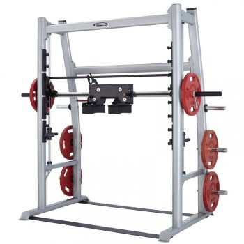 STEELFLEX MEGA POWER HIP MACHINE 3D M3DLM