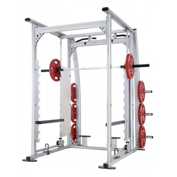 STEELFLEX MEGA POWER 3D SMITH MACHINE M3DSM
