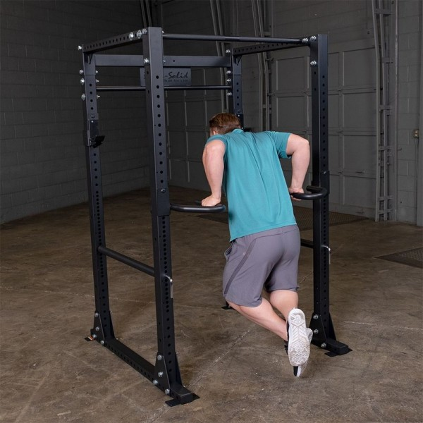 BODY-SOLID OPTION DIP HANDLES GPRDH POUR POWER RACK GPR400