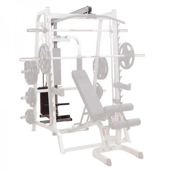 BODY-SOLID OPTION LAT PULLDOWN + CHARGE 95 KG GLA348Q.1