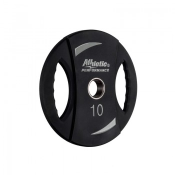 ATHLETIC PERFORMANCE DISQUE OLYMPIQUE 10 KG