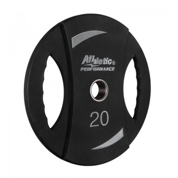 ATHLETIC PERFORMANCE DISQUE OLYMPIQUE 20 KG