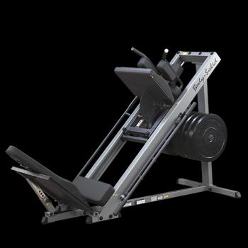 BODY-SOLID LEG PRESS & HACK SQUAT GLPH1100-25S