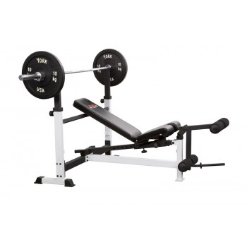 YORK FTS BANC OLYMPIC COMBO BENCH