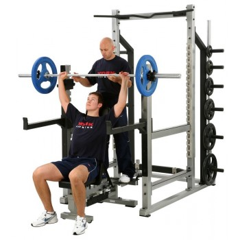 Cage à Squat & Power Racks